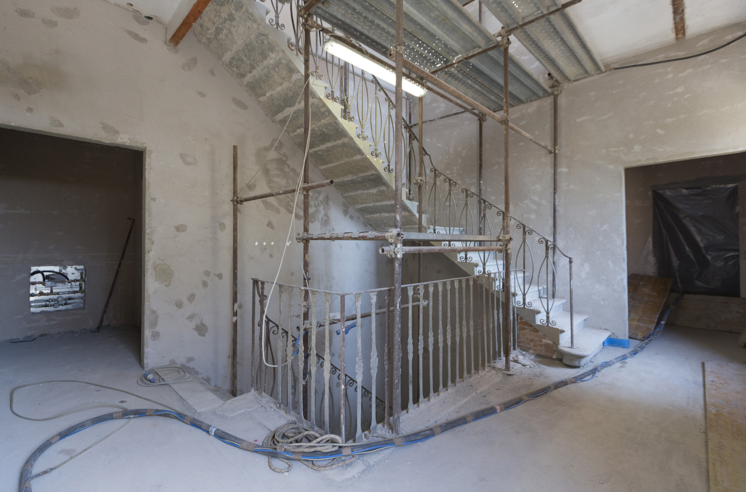 scale palagio dei corbinelli prima